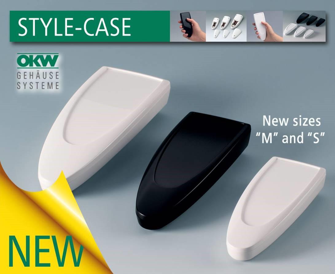 Nya storlekar för Style Case,OKW